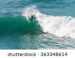 ericeira  portugal   january 12 ...   Shutterstock . vector #363348614