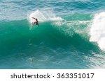 ericeira  portugal   january 12 ...   Shutterstock . vector #363351017