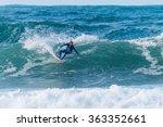 ericeira  portugal   january 12 ...   Shutterstock . vector #363352661