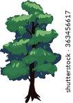 vector tree | Shutterstock .eps vector #363456617