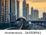 dubai  uae   december 16  2015  ... | Shutterstock . vector #363508961