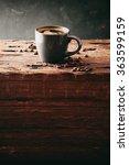 Coffee. Cup Of Turkish Coffee...