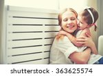 happy loving family. mother and ...   Shutterstock . vector #363625574