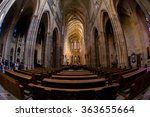 Beautiful Interior Of The St...