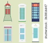 Part 1 Of 4   Telephone Boxes...