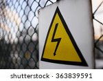 Generic High Voltage Danger...