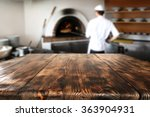 table and cook  | Shutterstock . vector #363904931