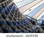 sony center in berlin  germany | Shutterstock . vector #3639558