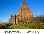 Liverpool Cathedral Built On S...