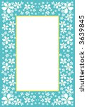 you can use this border with... | Shutterstock .eps vector #3639845
