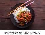 Spicy Stir Fried Squid With...