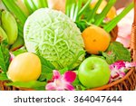Decoration Fresh Fruit Thai...