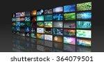multimedia technology digital... | Shutterstock . vector #364079501