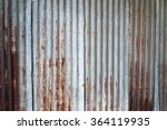 Corrugated Iron Siding Vintage...