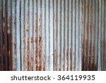 Corrugated Iron Siding Vintage...