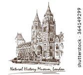 panorama of the british natural ... | Shutterstock .eps vector #364149299