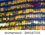business office building in... | Shutterstock . vector #364167131