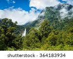 Fiordland National Park At The...