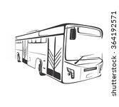 bus | Shutterstock .eps vector #364192571