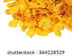 part pile of corn flakes... | Shutterstock . vector #364228529