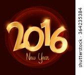 year logo   Shutterstock .eps vector #364235384