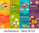 traveling   tourism concepts  ... | Shutterstock .eps vector #364276715