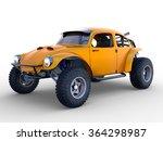 3d cg rendering of buggy car   Shutterstock . vector #364298987
