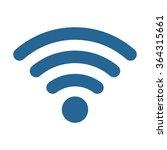 wifi  icon  vector illustration....   Shutterstock .eps vector #364315661