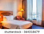 bed and furniture for... | Shutterstock . vector #364318679