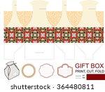 gift box | Shutterstock .eps vector #364480811