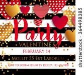 Invitation For Valentine's Day...