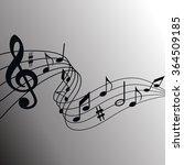 illustration of music  the...   Shutterstock .eps vector #364509185