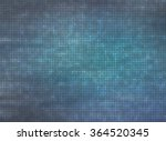 abstract blue football or... | Shutterstock . vector #364520345