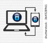data security design  | Shutterstock .eps vector #364528961