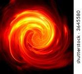 fire swirl | Shutterstock . vector #3645580