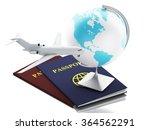 3d renderer illustration.... | Shutterstock . vector #364562291