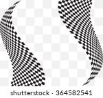 checkered background design... | Shutterstock .eps vector #364582541