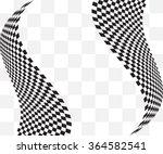 checkered background design... | Shutterstock .eps vector #364582541