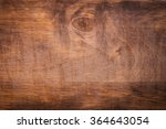 old natural wooden shabby... | Shutterstock . vector #364643054