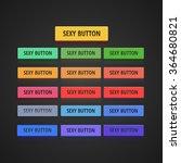 set of web flat buttons....
