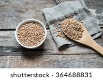 wheat seeds | Shutterstock . vector #364688831