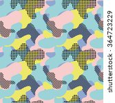 Seamless Geometric Pattern Wit...