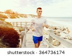 Healthy Running Man