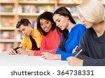 schooling. | Shutterstock . vector #364738331