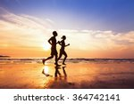 sport and healthy lifestyle ... | Shutterstock . vector #364742141