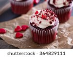 Red Velvet Cupcakes With...