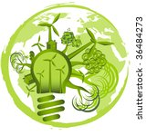 environment design | Shutterstock . vector #36484273