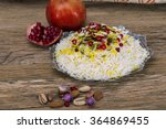 traditional middle eastern... | Shutterstock . vector #364869455