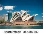 sydney  australia   november 09 ...   Shutterstock . vector #364881407