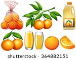 Oranges And Orange Products...